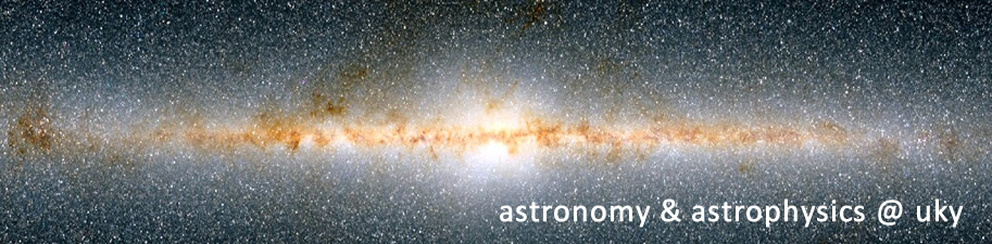 How to find the Astrophysics & Astronomy Group at the