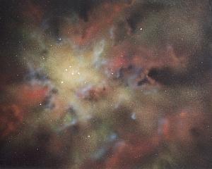 stage of solar nebula - photo #21